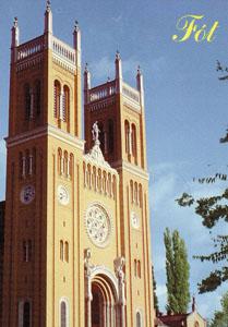 Fot-romai-katolikus-templom-Fot