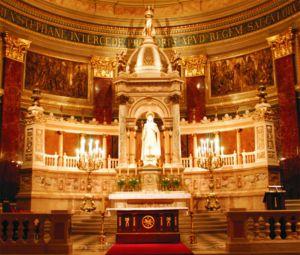 Szent-istvan-bazilika-Budapest