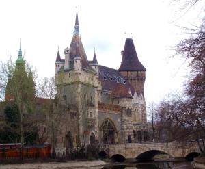 Vajdahunyad-vara-Budapest