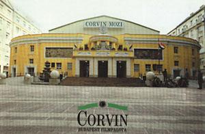 Corvin-mozi-Budapest