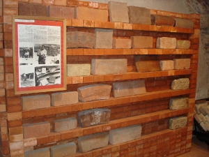Magyar-epitoipari-muzeum-teglagyujtemenye-Veszprem