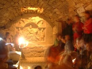 Mithras-barlang-Fertorakos