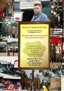 Keleti-hadszinter-bekasi-imre-military-gyujtemenye-allando-kiallitas-Kisber